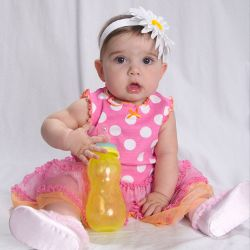 Baby-bottle-yellow